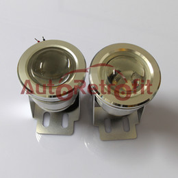 Wholesale Super Bright White Color High Power W LED Projector Fog Lights Lamps For Car SUV Truck