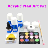 Acrylic Nail Kit No  Nail Art Kit Acrylic Nail Kit DIY Acrylic Nails Craved Nails Nail Manicure Tools NTS-005