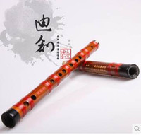 Wholesale flute universal type copper bamboo flute musical instrument