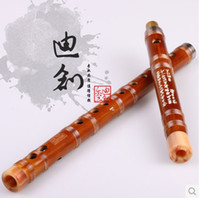 Wholesale 2014 New hot Bamboo flute professional double copper flute exquisite professional bamboo flute bag shell lac gift Musical