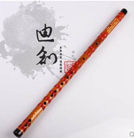 Wholesale Flute Calls professional single packtong bamboo flute musical instrument