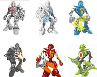 Wholesale building block DECOOL Hero factory sets star soldiers NO ORIGINAL PACKING boy toy gift