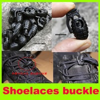 Hotel Shoelaces Black 2014 new Outdoor Quick Convenient Shoelace Buckle Anti-Slip Buckle Shoes Band Accessories Wholesale spring rope clip risers pendant L