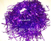 Wholesale Pompom Cheering pompom Metalic Pom Pom Cheerleading products G colours