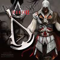 assassin pendant - NEW Brand Fashion Assassins Creed Deiss Mond Necklace Pendant Accessories Surrounding the New Game Fashion Jewelry a384