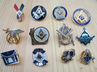 Wholesale of Masonic Lapel Pins Badge Mason Freemason B4