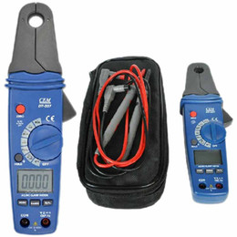 Wholesale CEM DT Clamp Meter AC DC mA High Resolution Low Current V R C Hz Functions