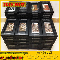 Cheap For Apple iPhone Motomo Hard Case for 5s Best ABS+PC White Zebra Case for 5s CASE