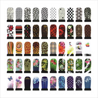Wholesale Nail whole sticker watermark nail decals nail patch French lace Metal D sticky