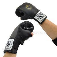 art mma - Martial Art Combat Muay Thai MMA Training Boxing Grappling Punching Bag Gloves