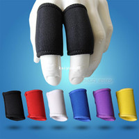 Wholesale set Basketball Football Volleyball Protective Gear Fingers Stall Sleeve Cap