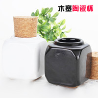 Pinks Nail Polish Gradient Professional nail supplies wholesale cork ceramic mug wash pen cup cup liquid solution bottle cheap promotional