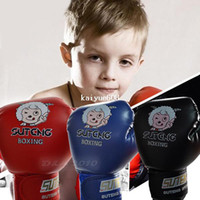 Wholesale Kids Kickboxing MMA Muay Thai Training Punching Bag Happy Sheep Boxing Gloves