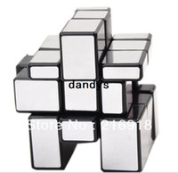 Wholesale New mirror Magic Cube Toy Puzzle Game kid Gift dandys