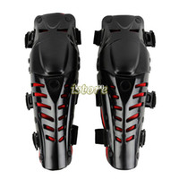 Body Armors motocross gear - 1PAIRS Motorcycle Motorbike Racing Motocross Knee Pads Protector Guards Protective Gear Standard For Adult TK0760