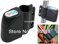 Wholesale Bike Lock Electronic Safety Alarm Anti Theft Bicycle Lock Prevent Stealing Kits For Outdoor Cycling Riding