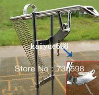 Precio de Caña de pescar en venta-Venta Polo Ángulo automático de doble muelle de pescado de poste con brazo estándar Holder caña de pescar