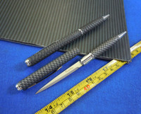 Manual   Multi-Function Defense Pen Knife Ballpoint Open Envelope Knives 2 PCS