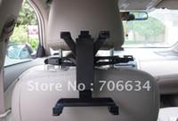 Wholesale 50 pieces car holder back seat holder for i pad2 Tablet PC car bracket