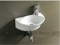 Wholesale Ceramic wash basin wall mounted art basin counter basin basin basin hung basin wash basin