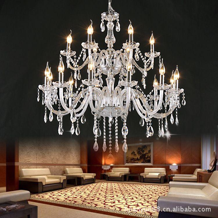 Modern Chandelier Wholesale: Direct Wholesale Modern Crystal Chandelier Lamp Living
