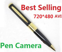 None   hidden pen camera 720*480 video Spy pen Camera mni Hidden pen Recorder hot selling spy pens no retail