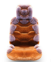 Wholesale Factory direct sale comes from Australia sheepskin car seat cover style one