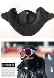 Wholesale hot good quality Promotion Sports warmer Neoprene Neck Face Mask Veil Guard Sport Bike Skiing Motorcycle bicycle Ski