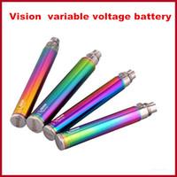 Vision Spinner Rainbow Battery eGo- c Twist 650mAh 900mAh 110...