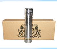 Electronic Cigarette philippines - Panzer Mod by MCV Philippines Clone Stainless Steel Mechanical Mod panzer mod for dry battery Electronic Cigarette mod panzer vape
