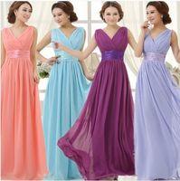 Wholesale 2014 new bride wedding toast bridesmaid dresses shoulder dress long section group