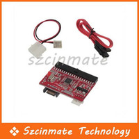 IDE Cable Desktop  Free shipping 2 IN 1 IDE TO SATA SATA TO IDE Converter Adapter Wholesale