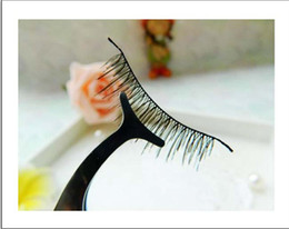 Wholesale EMS False Eyelashes Extension Stainless Auxiliary Clip Tweezers Nipper Beauty Tool K07460