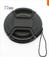 Wholesale 77mm Snap on Lens Cap Cover for Camera Filter mini order