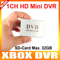 Wholesale Mini HD Channel Super Smart Mini Hidden DVR Board real time The Fashional Shape Security DVR Color Silvery