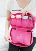 Wholesale Multi functional underwear bra bra finishing finishing package package travel bag bag wash bag dandys