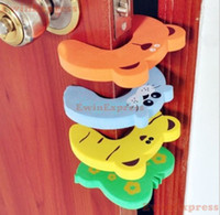 Wholesale Door Jammer Finger Guard Kids Baby Infant Safety Protector Stopper For Child kids Baby New