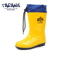 Wholesale Taelan nice shoes The boy galoshes antiskid water shoes of the girls The four seasons new overshoes men and women fashion boots