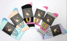 Wholesale 24pcs pairs Hot Diamond Socks ODD Future Socks Men Sport socks Cotton Long sock Supernova sale Pairs Mix order Top Quality