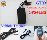 Car Realtime GSM GPRS GPS Car Vehicle Tracker GT09 Quad Band...