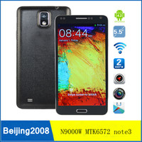 5. 5 inch 3G Smartphone M- HORSE NOTE 3 N9000W Air gesture And...