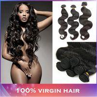 Wholesale Brazilian Virgin Hair Extensions Body Wave G Bundle Human Hair Weaves Queen Hair Products Brazilian Body Wave Natual