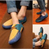 Wholesale Details about Fashion New Men Charismatic refreshing Casual Slip Shoes