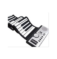 Wholesale Gift Idea New Keys MIDI Digital Roll Up Soft keyboard piano Electronic Keyboard Symphony Piano christmas gifts D
