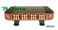 Wholesale 2014 New High quality LED warning lightbar super energy police emergency light bar KF4881