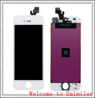 Wholesale AAA Quality No dead pixels for iPhone G S C LCD display Original Display Screen Touch Screen with Digitizer No Spots No Lines