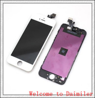 For Apple iPhone apple color grading - Grade A For iPhone s c g LCD Display Touch Screen Digitizer Black Color