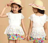 For Big Girls Summer Clothes New 2014 Toddler Girl Dresses L...