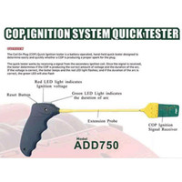Wholesale Factory price ADD750 COP Ignition Quick Tester for Cars Trucks Auto Circuit Tester with high quality