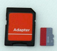 Wholesale gb micro sd card GB Micro SD TF Memory Card With Adapter Retail Package Flash SDHC